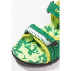 Sandały chłopięce: KangaROOS SINCLAIR II Sandały trekkingowe simply green/lime
