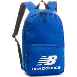 Plecak NEW BALANCE - Class Backpack NTBCBPK8BL Royal. Niebieskie plecaki męskie New Balance, z materiału, sportowe. Za 99,99 zł.