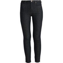 MARCIANO LOS ANGELES STILETTO RINSE Jeansy Slim Fit dark basik wash. Niebieskie jeansy damskie relaxed fit MARCIANO LOS ANGELES. Za 629,00 zł.