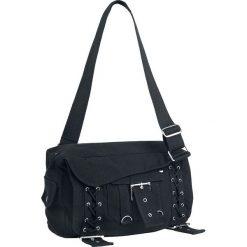 Black Premium by EMP Carry On Torba na ramię czarny. Czarne torby na ramię męskie Black Premium by EMP, w paski, na ramię, duże. Za 121,90 zł.