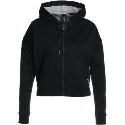 Nike Performance HOODIE EOS Kurtka sportowa black/grey heather/white. Czarne kurtki sportowe damskie Nike Performance, xs, z bawełny. Za 329,00 zł.