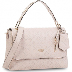 Torebka GUESS - Coast To Coast HWSG69 93190  STO. Brązowe torebki klasyczne damskie Guess, z aplikacjami, ze skóry ekologicznej. W wyprzedaży za 499,00 zł.