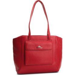 Torebka WITTCHEN - 87-4E-200-3 Czerwony. Czerwone torebki klasyczne damskie marki Wittchen, ze skóry. W wyprzedaży za 539,00 zł.