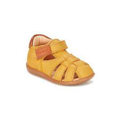 Sandały Dziecko  Kavat  RULLSAND. Żółte sandały chłopięce Kavat. Za 247,20 zł.