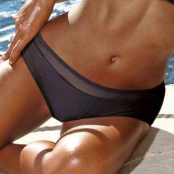 Bikini: Dolan część damskiego kostiumu kąpielowego Seychelles Black