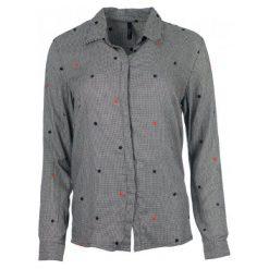 Pepe Jeans Koszula Damska Arizona, M, Szara. Szare koszule jeansowe damskie marki Pepe Jeans, m, z okrągłym kołnierzem. Za 390,00 zł.