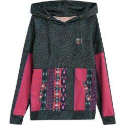 Bluzy rozpinane damskie: BLUZA KENTA BOHO