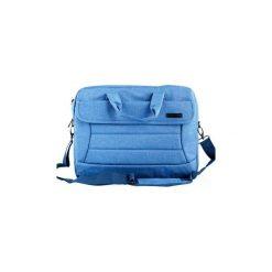 Torba na laptopa MODECOM Charlotte 15 niebieska. Niebieskie torby na laptopa Modecom, z materiału. Za 65,99 zł.