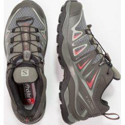 Buty trekkingowe damskie: Salomon X ULTRA 3  Obuwie hikingowe shadow/castor gray/mineral red