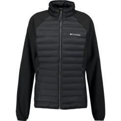 Columbia FLASH FORWARD HYBRID Kurtka puchowa black. Czarne kurtki sportowe damskie Columbia, m, z materiału. W wyprzedaży za 319,20 zł.