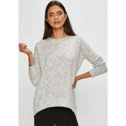 Medicine - Sweter Basic. Szare swetry oversize damskie MEDICINE, l, z dzianiny. Za 99,90 zł.