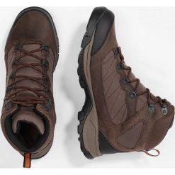 Buty trekkingowe męskie: Columbia CASCADE PASS WATERPROOF Buty trekkingowe major/bright copper