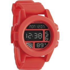 Zegarki męskie: Zegarek męski Neon Orange Nixon Unit A1972156