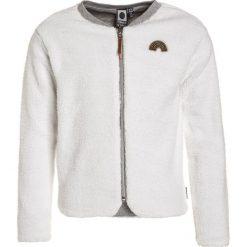 Tumble 'n dry FERRYN Kurtka z polaru snow white. Białe kurtki chłopięce marki 4F JUNIOR, na lato, z materiału. W wyprzedaży za 156,75 zł.