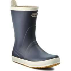 Kalosze VIKING - Seilas 1-46000-5 Navy. Niebieskie buty zimowe damskie Viking, z gumy. W wyprzedaży za 209,00 zł.