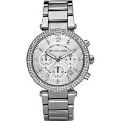 ZEGAREK MICHAEL KORS LADIES STAINLESS MK5353. Szare zegarki damskie Michael Kors, ze stali. Za 1369,00 zł.