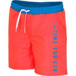 Kąpielówki chłopięce: Spodenki plażowe dla dużych chłopców JMAJM209 – koral