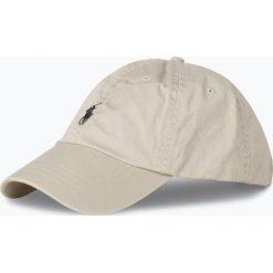 Polo Ralph Lauren - Męska czapka z daszkiem, beżowy. Brązowe czapki męskie Polo Ralph Lauren. Za 179,95 zł.