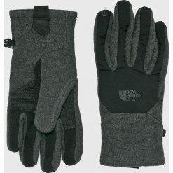 The North Face - Rękawiczki. Czarne rękawiczki męskie The North Face, z dzianiny. W wyprzedaży za 129,90 zł.