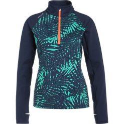 Polo Ralph Lauren Golf WICK Koszulka sportowa light blue. Niebieskie bluzki sportowe damskie Polo Ralph Lauren Golf, xs, z elastanu, z golfem, z długim rękawem. W wyprzedaży za 345,95 zł.