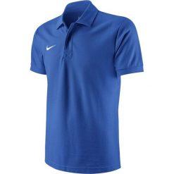 Nike Koszulka męska Core Polo niebieska r. XL (454800-463). Białe koszulki polo marki Adidas, l, z jersey, do piłki nożnej. Za 92,29 zł.