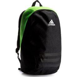 Plecak adidas - Ace Bp 17.2 BQ1438 Black/Sgreen/White. Czarne plecaki męskie Adidas, sportowe. W wyprzedaży za 149,00 zł.