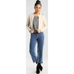 Sundry CROP LET IT SHINE  Bluza grey. Szare bluzy rozpinane damskie Sundry, xs, z bawełny. W wyprzedaży za 401,40 zł.