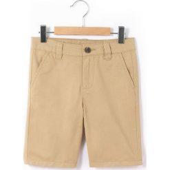 Spodnie chłopięce: Bermudy typu chino 3-12 lat