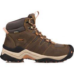 Buty trekkingowe damskie: Keen Buty damskie Gypsum II Mid WP r. 37.5 (1015354)