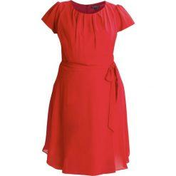 Sukienki hiszpanki: Dorothy Perkins Curve BILLIE AND BLOSSOM Sukienka letnia red