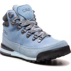 Trekkingi CMP - Heka Wmn Hiking Shoes WP 3Q49556 Azurro. Niebieskie buty trekkingowe damskie CMP. W wyprzedaży za 299,00 zł.