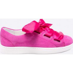 Gino Rossi - Buty Yasu. Różowe buty sportowe damskie Gino Rossi, z gumy. W wyprzedaży za 149,90 zł.