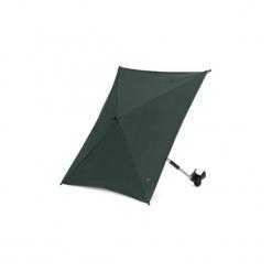 Mutsy  Parasol przeciwsłoneczny Nio Adventure Pine Green - zielony. Zielone parasole Mutsy. Za 190,00 zł.