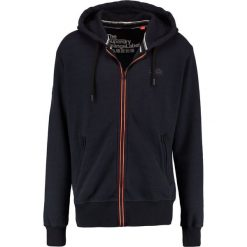 Superdry URBAN FLASH Bluza rozpinana urbanite grit. Pomarańczowe bluzy męskie rozpinane marki Superdry, l, z bawełny, z kapturem. W wyprzedaży za 350,10 zł.