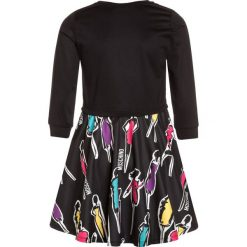 Sukienki dziewczęce: MOSCHINO Sukienka letnia black