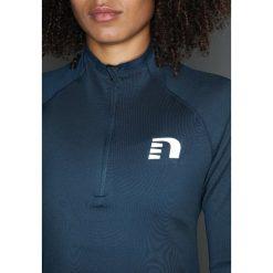 Newline IMOTION  Bluzka z długim rękawem thunder sky. Niebieskie bluzki longsleeves Newline, xl, z elastanu, sportowe. W wyprzedaży za 186,75 zł.