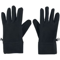 Rękawiczki męskie: Urban Classics Polar Fleece Gloves Rękawiczki czarny