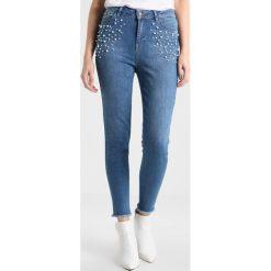 Even&Odd DIY  Jeans Skinny Fit blue denim. Niebieskie boyfriendy damskie Even&Odd. Za 179,00 zł.