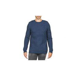 Swetry Mr Marcel  PIAMOR. Niebieskie swetry klasyczne męskie Mr Marcel, m. Za 230,30 zł.