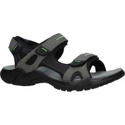 Szare sandały na rzepy Casu 9S-FH86403. Szare sandały męskie Casu, na rzepy. Za 69,99 zł.