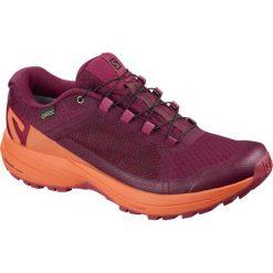 Salomon Damskie Buty Do Biegania Xa Elevate Gtx W Beet Red/Nasturtium/Virtual Pink 38.0. Czerwone buty do biegania damskie Salomon, z gore-texu. Za 595,00 zł.