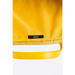 Answear - Torebka Stripes Vibes. Szare torebki klasyczne damskie marki ANSWEAR, w paski, z materiału, duże. W wyprzedaży za 59,90 zł.