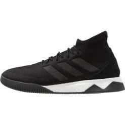 Adidas Performance PREDATOR TANGO 18.1 TR Halówki core black/footwear white. Czarne buty skate męskie adidas Performance, z materiału, do piłki nożnej. Za 549,00 zł.