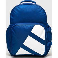 Adidas Originals - Plecak. Niebieskie plecaki męskie adidas Originals, z nylonu. W wyprzedaży za 199,90 zł.