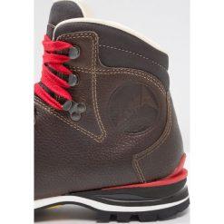 Lowa WENDELSTEIN Buty trekkingowe dunkelbraun. Brązowe buty trekkingowe męskie Lowa, z gumy, outdoorowe. Za 989,00 zł.