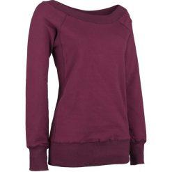 Forplay Sweater Bluza damska czerwony (Wine Red). Czerwone bluzy rozpinane damskie Forplay, xl, prążkowane. Za 121,90 zł.