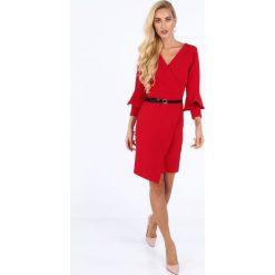 Czerwona sukienka na wesele 1912. Czerwone sukienki na komunię marki Fasardi, na wesele, l. Za 89,00 zł.