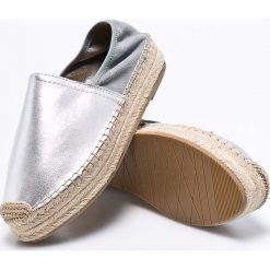 Gant - Espadryle Capri. Szare espadryle damskie marki GANT, z gumy, na obcasie. W wyprzedaży za 239,90 zł.