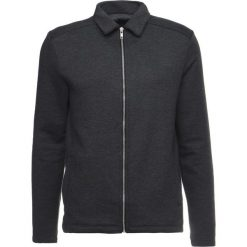 Bejsbolówki męskie: Burton Menswear London HARRINGTON Bluza rozpinana grey