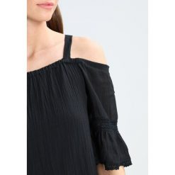 Sukienki hiszpanki: Kaffe OPHELIE Sukienka letnia black deep